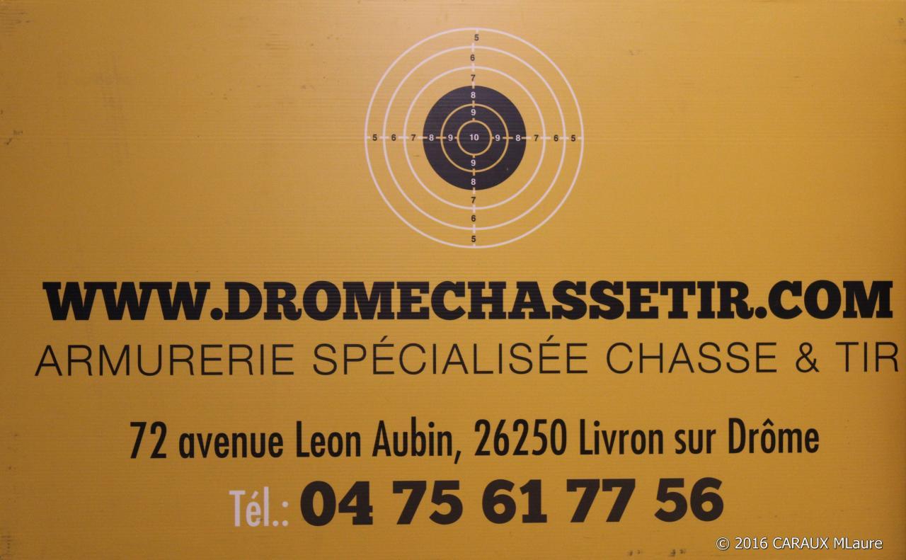 Bourse : Armurerie Drome Chasse Tir